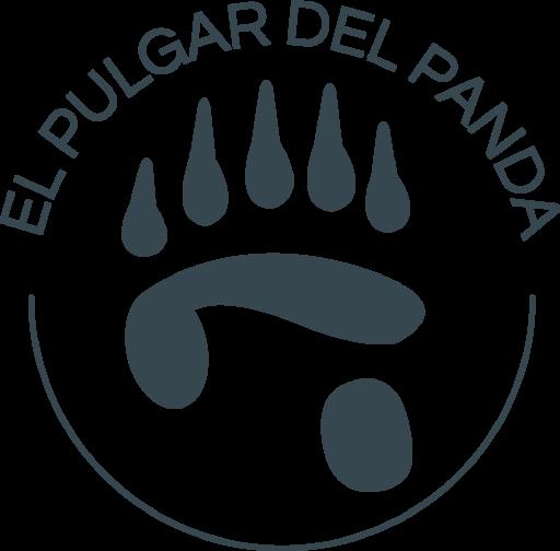 """Logo del blog """"El Pulgar del Panda"""""""